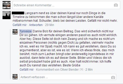 Tyrosize - Nichts ist mehr wie es war...