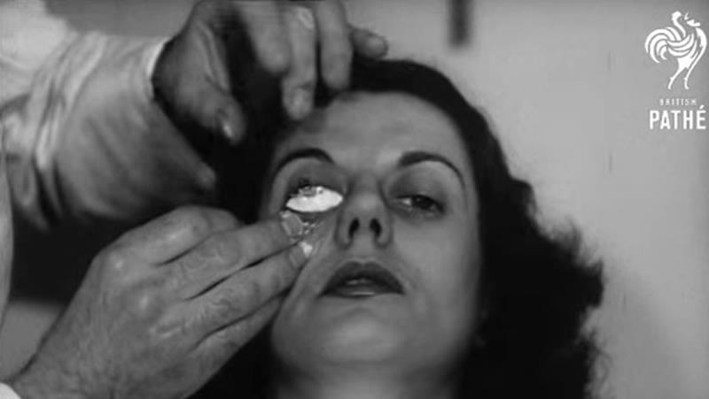 Kontaktlinsen 1948
