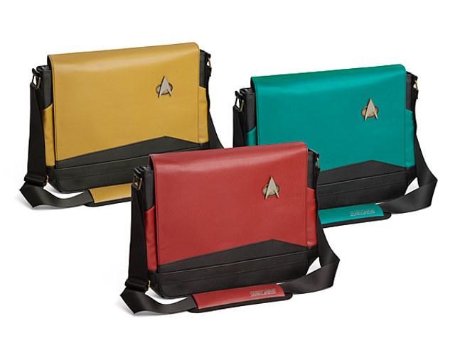 Laptoptaschen im Star Trek Design