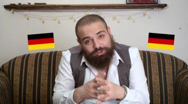 Wer sind eigentlich diese Deutschen? Zukar – Ein Syrischer Flüchtling klärt auf
