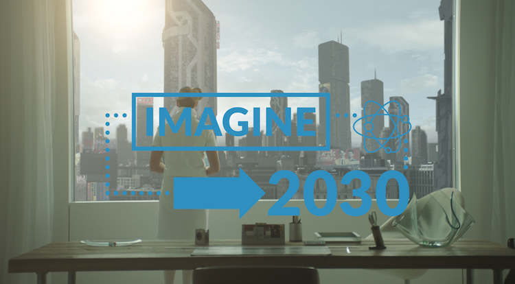 "Tyrosize dreht Making-Of für Werbeclips ""Imagine 2030"""