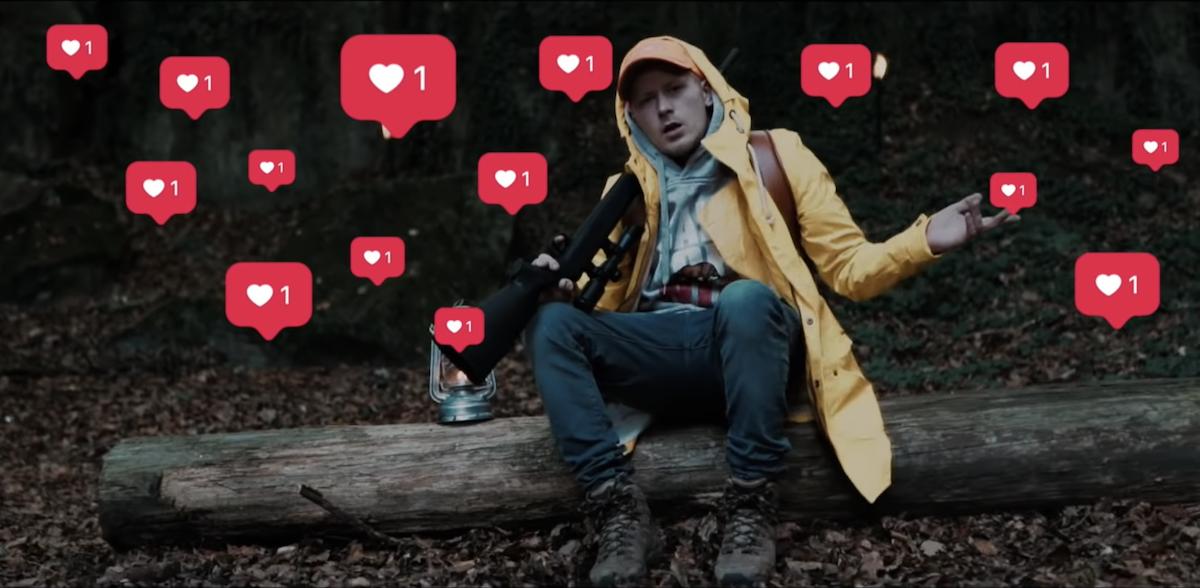 Yung Sony | Wenn Instagram Roamer ihr Fett wegbekommen