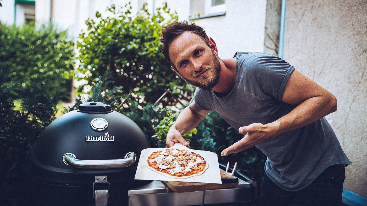 [Anzeige] Pizza vom Grill? kein Problem mit dem Char-Broil Kamander!