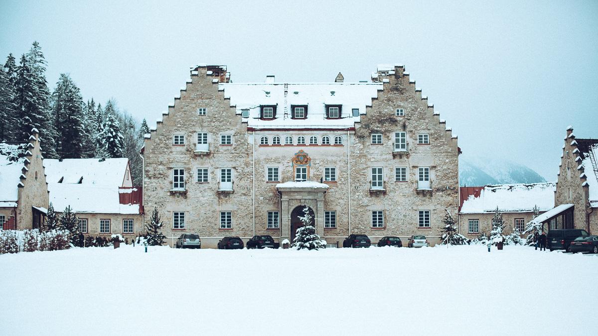 Das Kranzbach: Ein Wellness Paradies am Fuße der Zugspitze