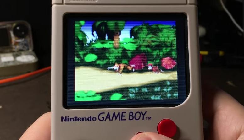 Ein Game Boy, der dir Tränen in die Augen treibt