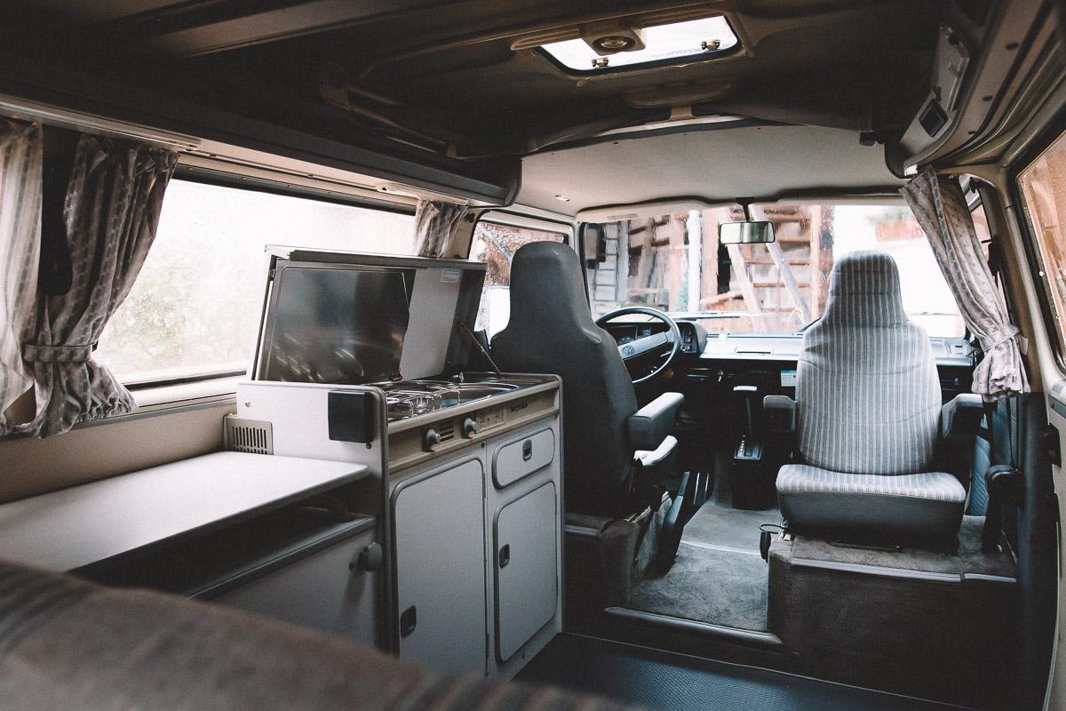"""Ein Traum wird wahr: Unser eigener VW T3 """"Bulli"""" – Tyrosize"""