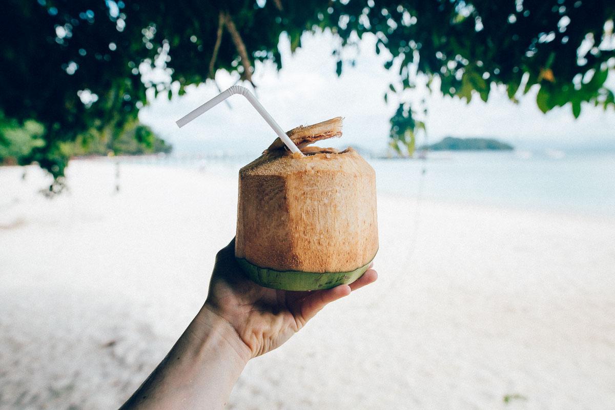 Reisebericht und Islandhopping um Kota Kinabalu