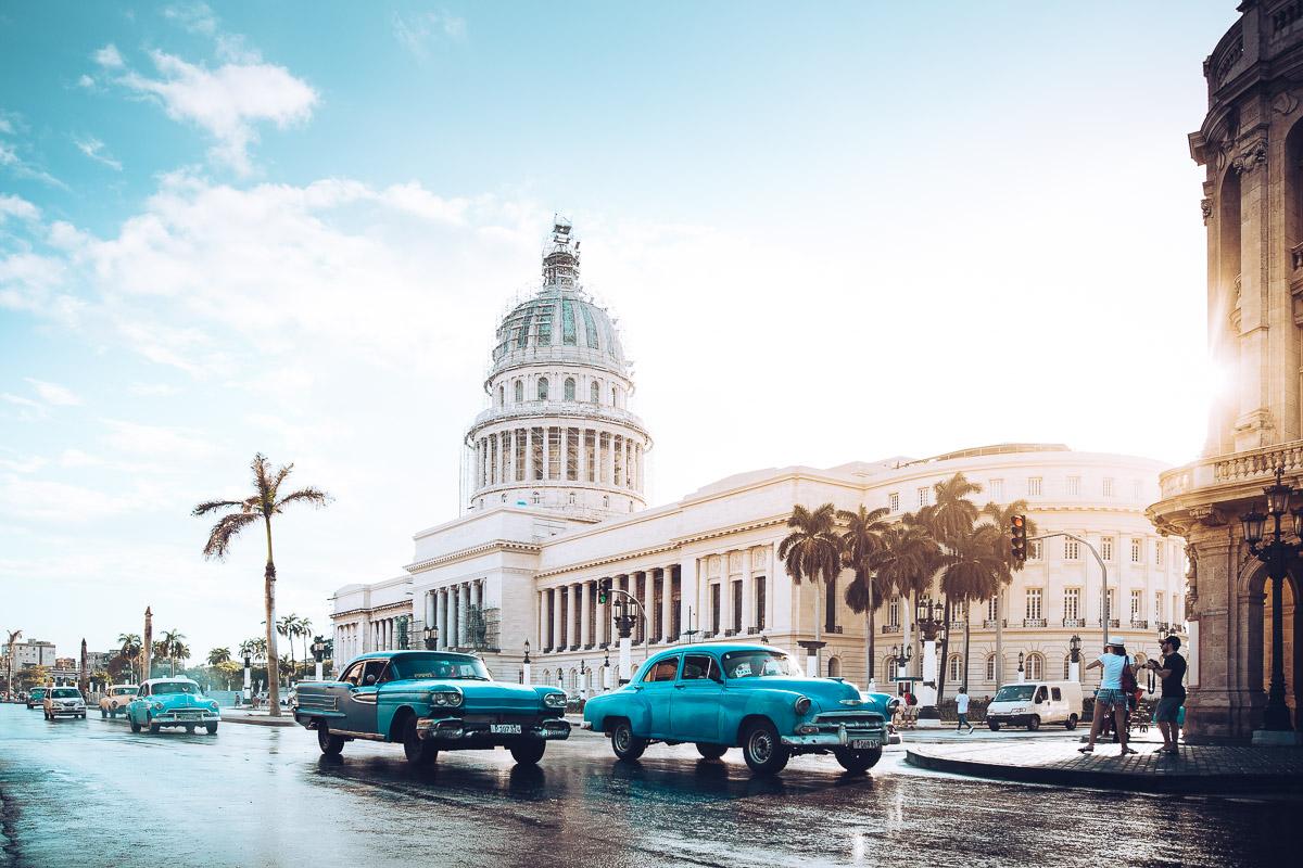 Kuba in zehn Tagen: Ein Reisebericht in Bildern 1/2