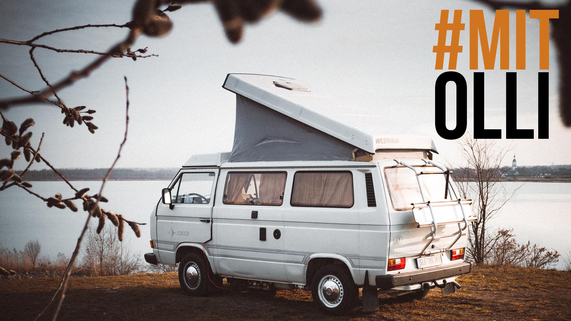 Roomtour durch meinen VW T3 Bulli Camper | Erster Fuji X-T3 Test
