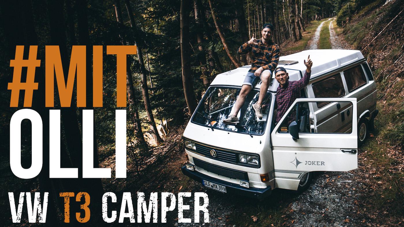 VW T3 Bulli: Was gibt es neues vom Camper und was war bei mir los