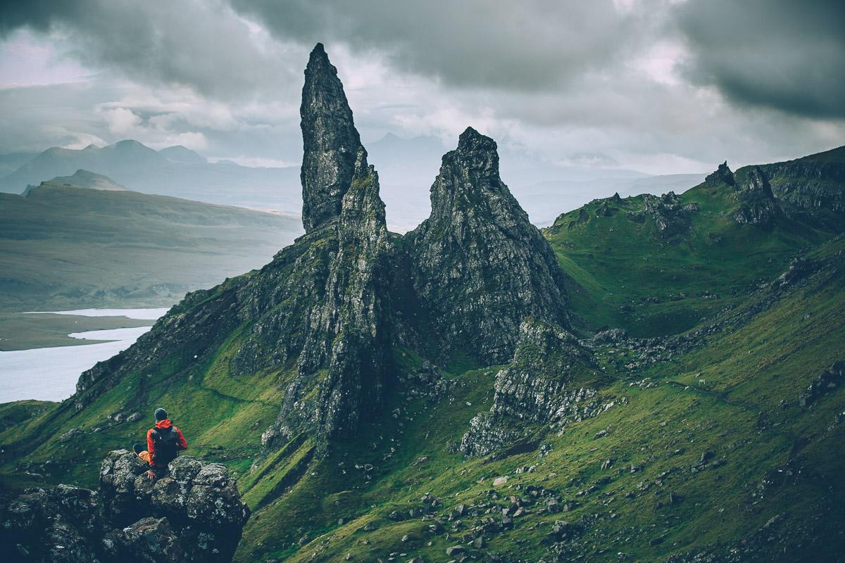 Roadtrip durch Schottland: Von dichtem Nebel und stürmischer See in 30 Bildern