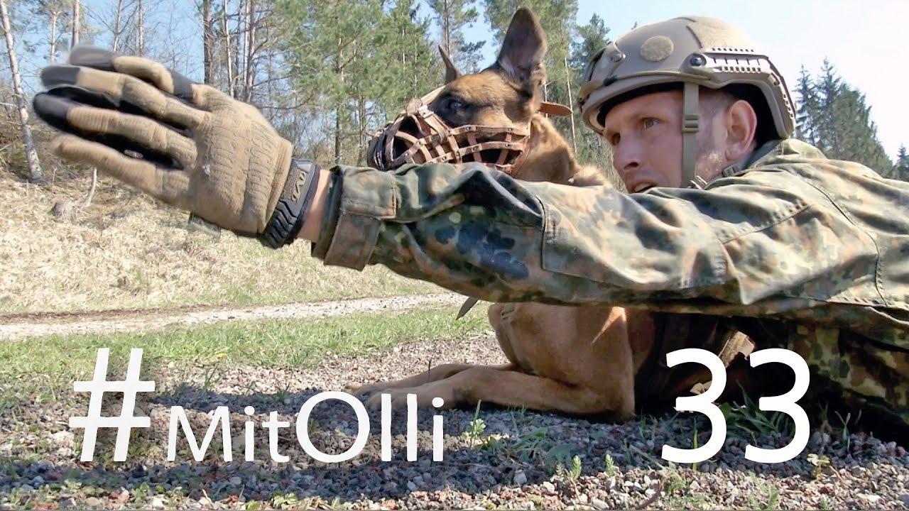 Es geht endlich weiter: Mit Olli beim Kommando Spezialkräfte (5/6)