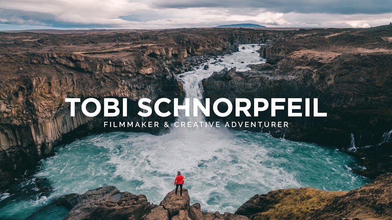 Filmemacher aus Leidenschaft: Mein erstes Porträt über Tobi Schnorpfeil