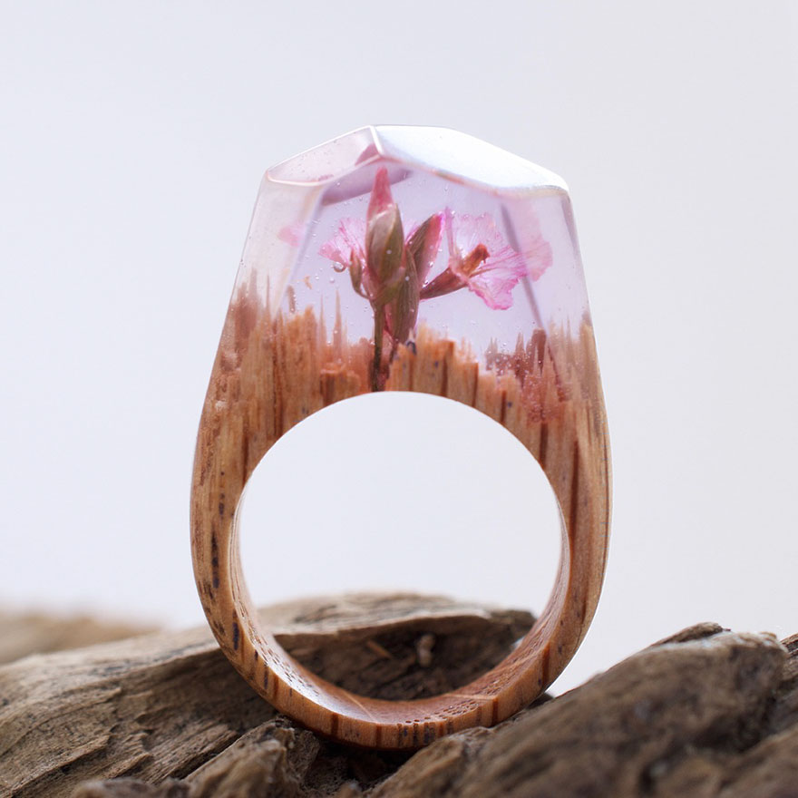 miniature-scenes-rings-secret-forest-7
