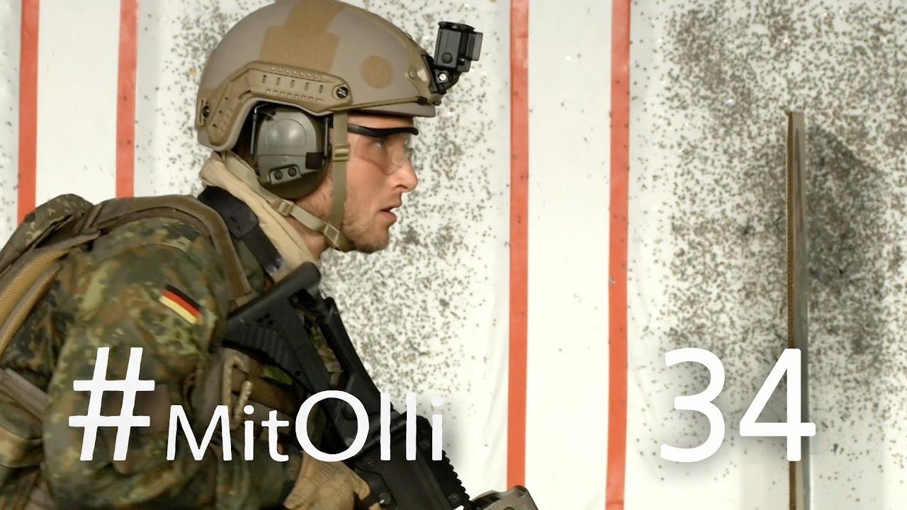 Mit Olli beim KSK – Kommando Spezialkräfte der Bundeswehr (6/6)