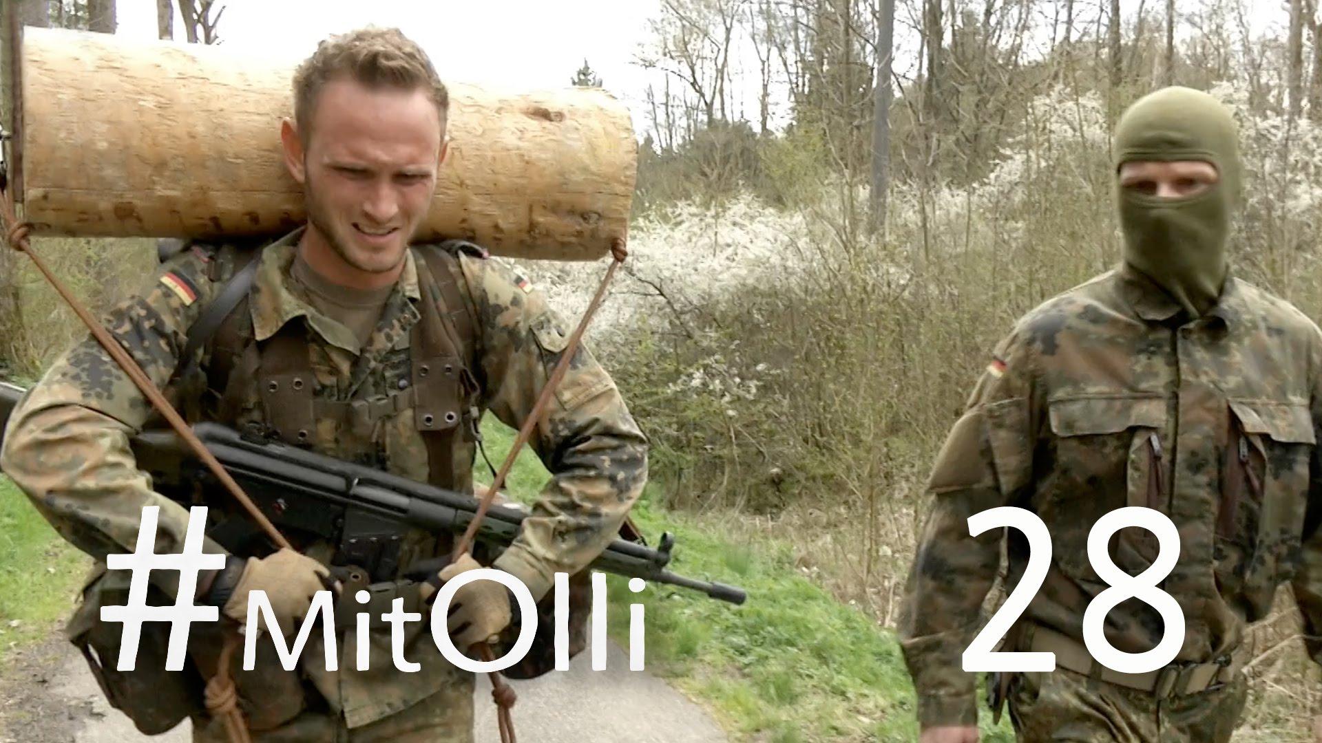 Mit Olli beim KSK: Kommandospezialkräfte der Bundeswehr (2/6)