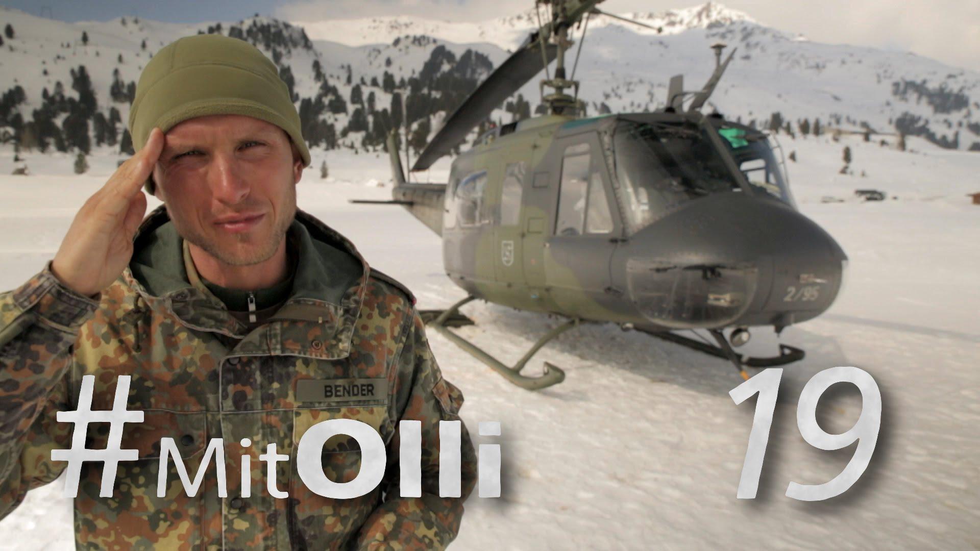 Mit Olli – im Gebirge bei den Fernmeldern