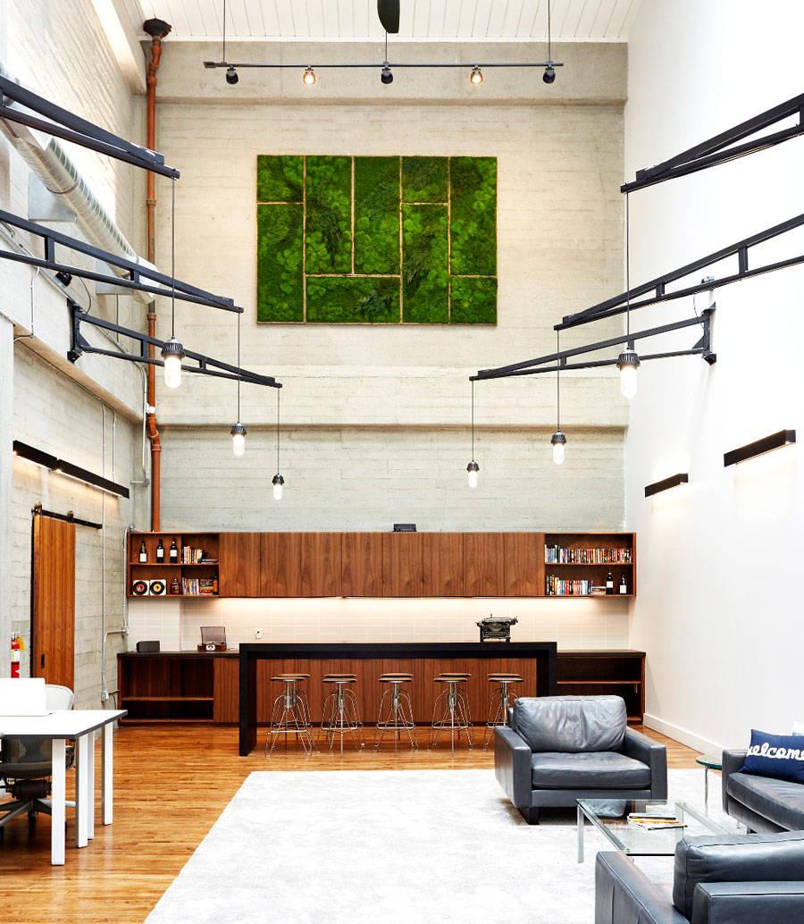 organische kunstwerke aus moos und holz f r die wand tyrosize. Black Bedroom Furniture Sets. Home Design Ideas