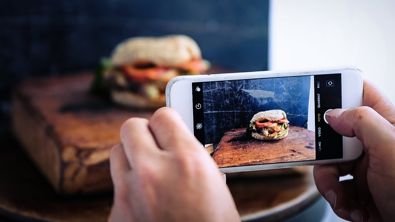 Wie du sofort bessere Fotos mit dem Handy schießen kannst